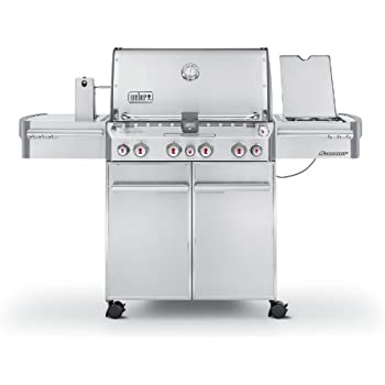 weber summit s470 48800btu gas grill - Coyote Grills
