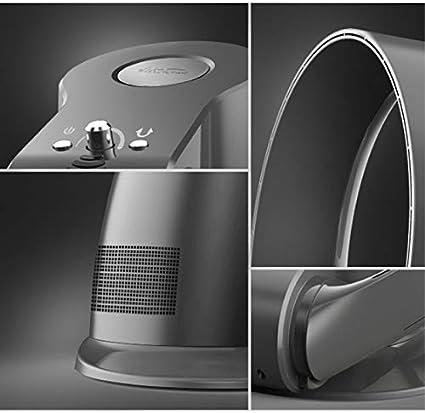 JKYQ Ultra-silencioso de Cinco Hojas del Ventilador del hogar de Tres velocidades montado en la Pared Fan funci/ón de temporizaci/ón de sincronizaci/ón Remoto Ventilador Plegable Ajustable 12 Pulgadas