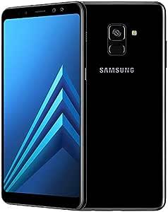 "Samsung Galaxy A8 (2018) Factory Unlocked SM-A530F 32GB 4GB Ram, 5.6"" Screen, 16MP Rear Camera + Dual Frontal Camera 16MP+8MP, IP68, 4G LTE International Version No Warranty (Black)"