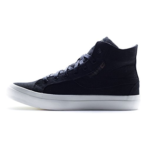 Diesel MEN Volckran S-kwaartzz Black SHOES qTkkou