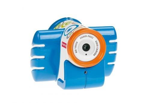 Mattel T5157-0 - Fisher-Price, videocamera per bambini colore: Blu