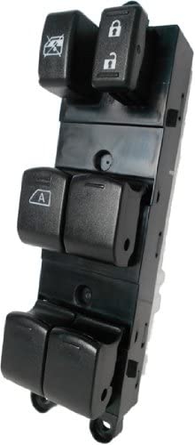 SWITCHDOCTOR Window Master Switch for 2007-2008 Nissan Sentra With Switch Removal Tool