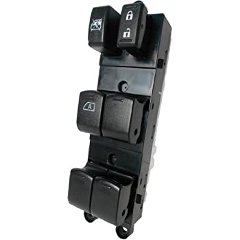 Fits Nissan Sentra Master Power Window Switch 2007-2008