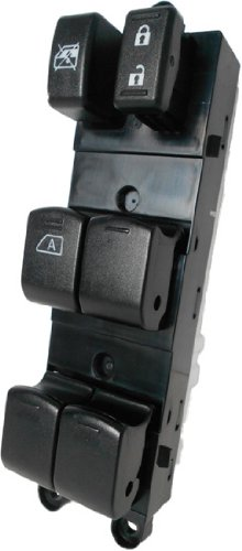 SWITCHDOCTOR Window Master Switch for 2007-2008 Nissan Sentra
