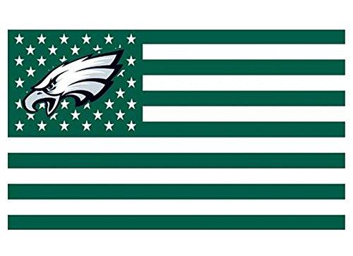 Philadelphia Eagles Flag 3x5 FT - World Champions