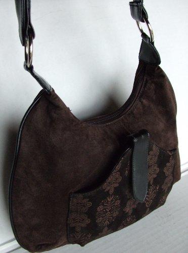cuir épaule arabesque Sac de croute main porté à xO8OAYI