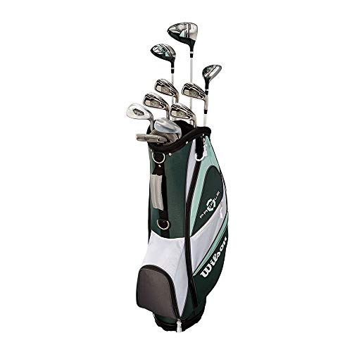 Used, Wilson Profile XLS Women's LH Graphite Golf Club Package for sale  Delivered anywhere in USA