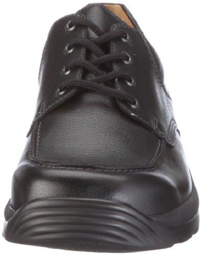 Ganter Gordon, Weite G 2-256821-01000 - Zapatos de cuero para hombre Negro