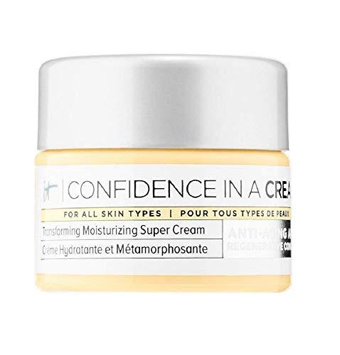 IT Cosmetics Confidence in a Cream: Deluxe Travel Size .24 oz