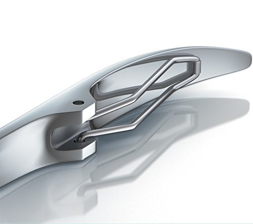 Medical-Grade Toenail Clippers – Podiatrist's Nippers for Thick and Ingrown Nails by Fox Medical Equipment (Image #3)