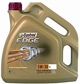 Castrol Motor Öl 57420 Edge Titanium Fst 5 W 30 Ll 4l Auto