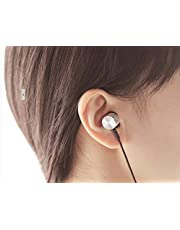 Xiaomi In Ear Wired Earphone for iPhone, Samsung and other Mobile phones - Silver