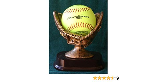 "12/"" Softball Trophy Team Award"