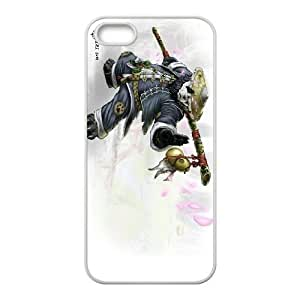 iPhone 4 4s Cell Phone Case White Chen Stormstout 006 YD539120