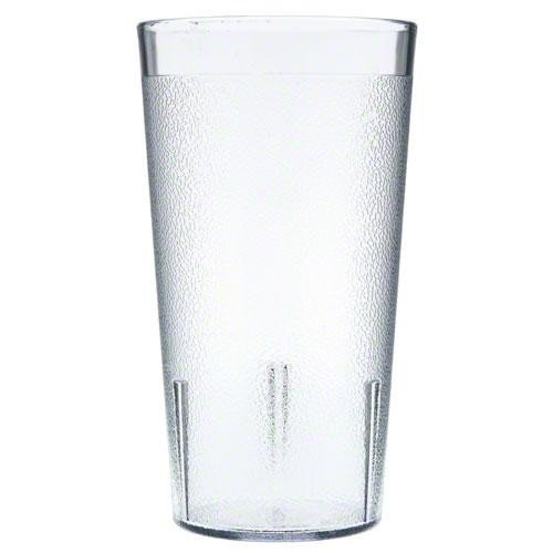Colorware Clear Plastic Tumbler (Cambro 1200PSW152 Colorware Tumbler, 12-Ounce, 6 Tumbler per Pack)