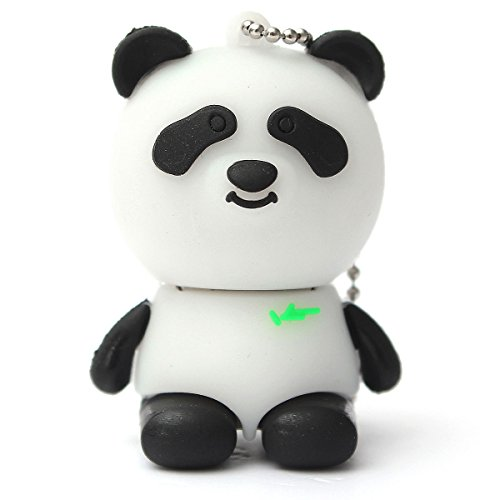 Leegoal Creative Panda Shape Memory