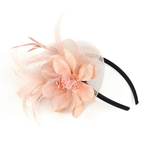 Fascinators Sinamay Hats for Women for Tea Party