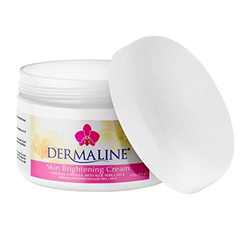 dermaline skin whitening cream