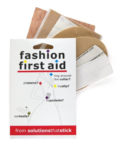 First Wardrobe - Fashion First Aid Women's Fashion Emergency Prevention Kit, Purse Sized