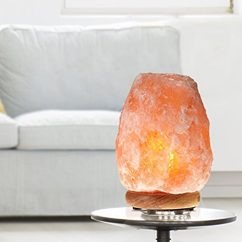 Himalayan glow wbm 1002 large salt lamp etl certified for Buy pink himalayan salt lamp