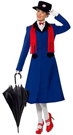 Mary Poppins Adult Costume - Large