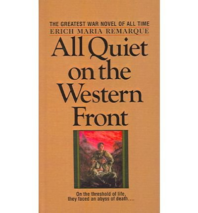 All Quiet on the Western Front (Hardback) - Common