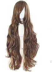 باروكة شعر نسائي طويله
