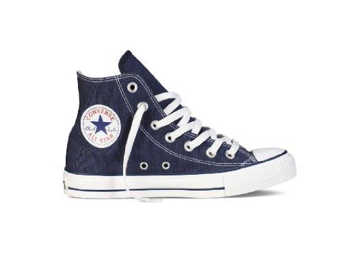 (Converse Clothing & Apparel Chuck Taylor All Star High Top Sneaker Navy 44)