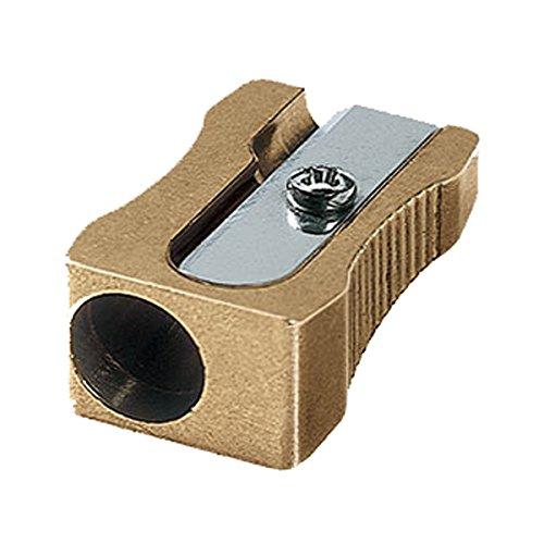 (Mobius + Ruppert Brass Single Hole Pencil Sharpener)
