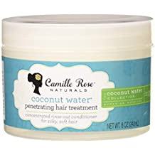 Camille Rose Coconut Water Penetrating Hair Treatment, 8 Ounce