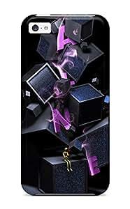 Jill Pelletier Allen's Shop Tpu Case For Iphone 5c With Letter Boxes