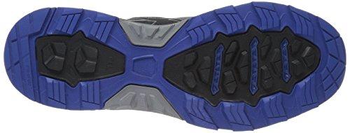 Shoes 6 Mens Fujitrabuco Limoges Black Gel Asics Aluminum TBIW6nT