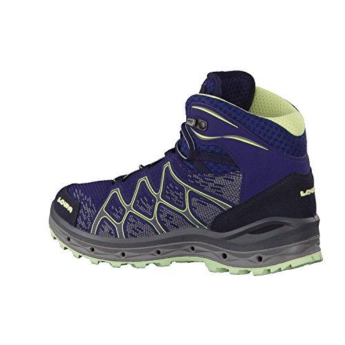 Hiking Mint Mid Women's Blu Ws Green Aerox Boots Rise GTX Menta Navy High Verde Lowa pqAgwfp