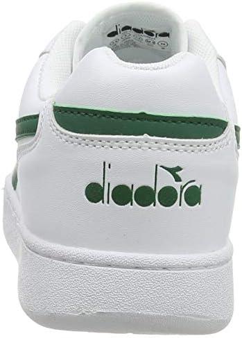 Diadora Playground, Plat Oxford Mixte Adulte, Blanc, 42 EU
