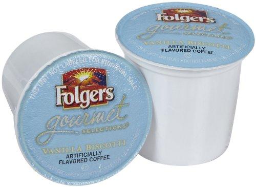 Folgers Gourmet Selections Vanilla Biscotti 3 81