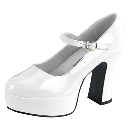 Funtasma - Step Into Fun Plateau Pumps MaryJane-50
