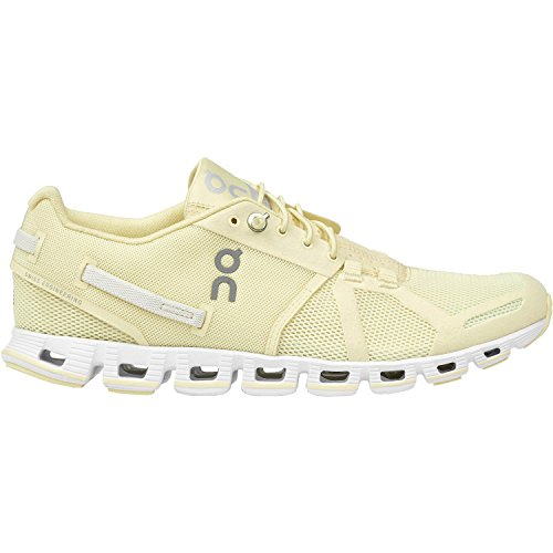 On Women's Running Cloud Sneaker, Limelight - 9.5 B(M) US