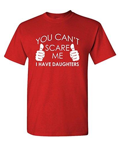 Goozler YOU CANT SCARE DAUGHTERS