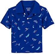 The Children's Place Baby-Boys Short Sleeve Printed