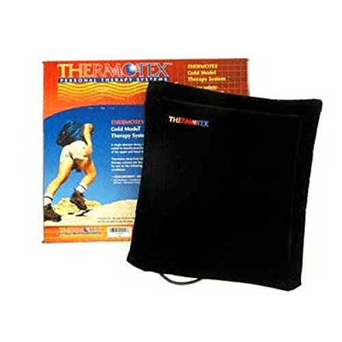 """Thermotex Infrared Heating Pad - 11""""x 13"""" - TTS Gold by Thermotex"""