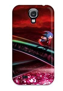 Nannette J. Arroyo's Shop Hot Case Cover, Fashionable Galaxy S4 Case - Sonic 2360881K15911690