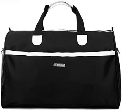 防水ナイロン旅行大容量ハンドバッグ2つの異なるサイズの荷物のショルダーバッグクロスボディバッグ YZUEYT