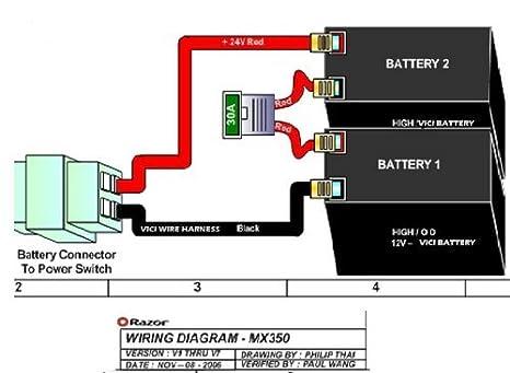 Razor Dirt Quad Wiring Diagram quadcopter wiring diagram ... on