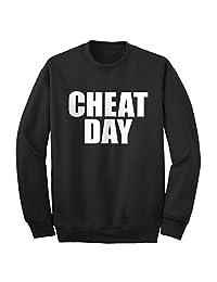 Indica Plateau Cheat Day Crewneck Sweatshirt