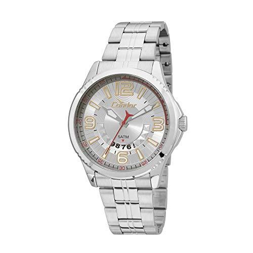 Relógio Masculino Condor CO2115WV/3K - Prata