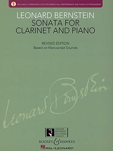 - Sonata For Clarinet And Piano With CD Of Performance And Accompaniment New Edition