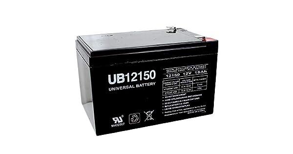 Amazon.com: F2 Batería de plomo sellada AGM ...