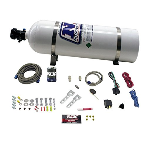 Nitrous Express NXD12000 NXd Stacker2 Diesel Nitrous System with 15 lbs. ()