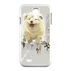 Samsung Galaxy S4 9500 Cell Phone Case White Attack of the cutest monster ueee