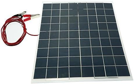 yorten 60W 12V Semi Flexible Solar Panel Gerät Ladegerät für alle Arten von Kleinen Elektrogeräten